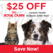 royal canin promotion